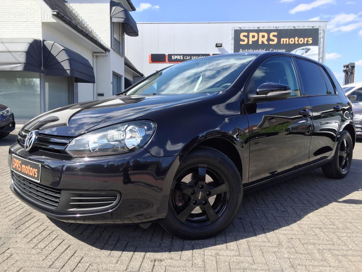 Verkocht Volkswagen Golf 6 14 Benzine Alu Velgen