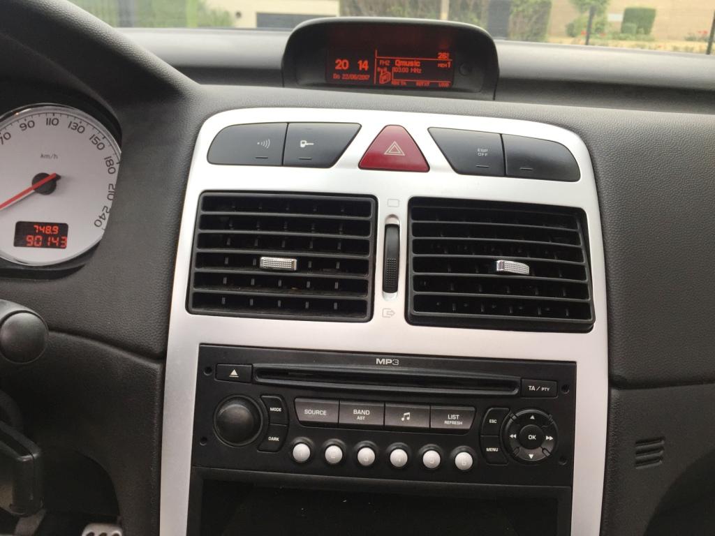 Verkocht Peugeot 307 Cabriolet 20 Benzine Digitale Airco
