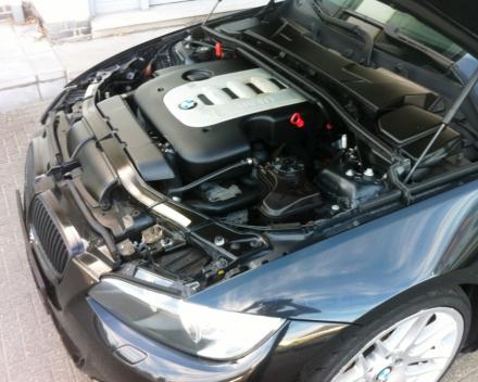 VERKOCHT BMW 325 D CABRIOLET * M-PACK * 3,0DIESEL * NAVIGATIE * GEKEURD * GARANTIE