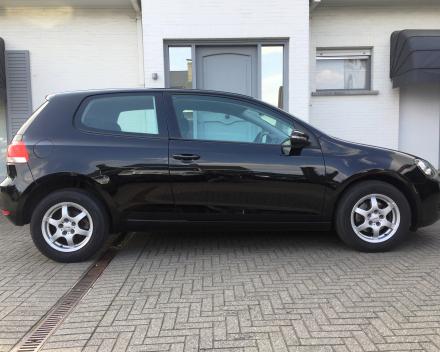 VW GOLF 1,4i Trendline Bezine Zwart - 06/2009 -82728 km