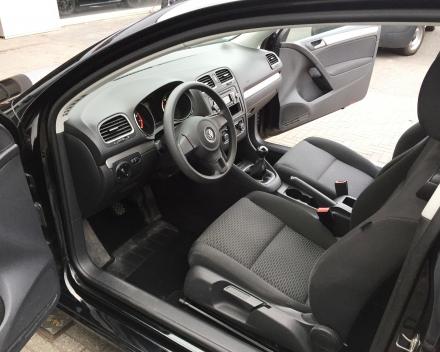 VW GOLF 1,4i Trendline Bezine Zwart - 09/2009 -73902 km