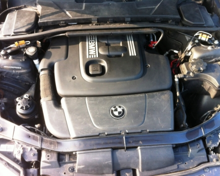 VERKOCHT  BMW 320 D * ALU VELGEN * SPOTUITLAAT * GEKEURD * GARANTIE