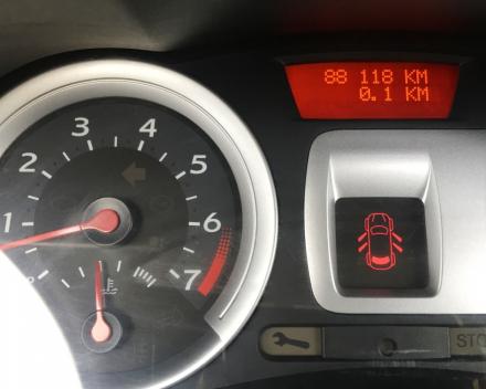 VERKOCHT RENAULT CLIO 03/10/2007 * SLECHTS 88118 KM * PANORAMISCH DAK * GEKEURD * GARANTIE
