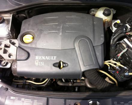 VERKOCHT  RENAULT CLIO 1,5 DCI  11/03/2005  90132 KM  GEKEURD + GARANTIE