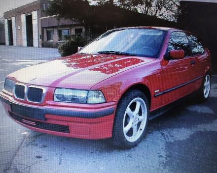 VERKOCHT BMW 316 I  09/01/1997  SLECHTS 46455 KM   GEKEURD + GARANTIE