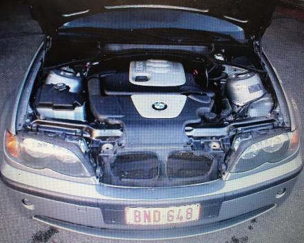 VERKOCHT  BMW 320 D  TOURING  11/10/2004   97039 KM  GEKEURD + GARANTIE