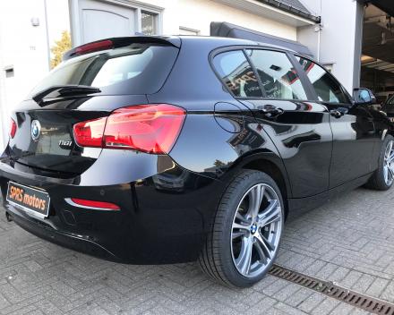 BMW  116 I BENZINE  12/2015  SLECHTS 32824 KM  GEKEURD + GARANTIE