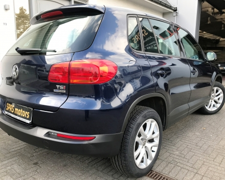 VW TIGUAN  1,4 TSI BENZINE  19/03/2013  99862 KM  GEKEURD + GARANTIE