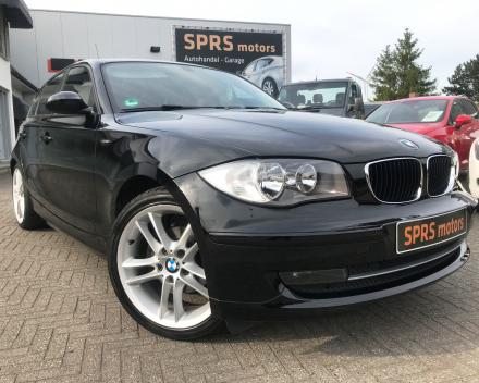 BMW 116 I  23/11/2009  84.316 KM   GEKEURD + GARANTIE