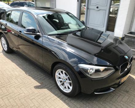 BMW 114 I BENZINE 06/09/2012  67248 KM  GEKEURD + GARANTIE
