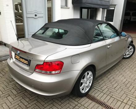 BMW 118 D CABRIOLET  14/08/2010   102.307 KM  GEKEURD + GARANTIE