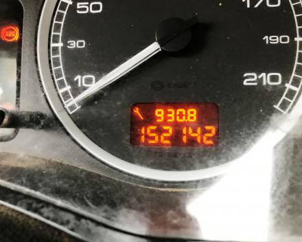 VERKOCHT  PEUGEOT 307 SW  2000 HDI  14/08/2006   152.142 KM  GEKEURD + GARANTIE