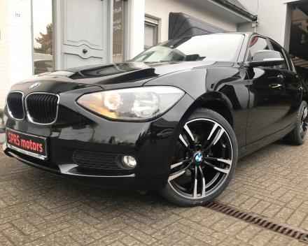 BMW 114 I BENZINE30/11/2012  SLECHTS 89.947 KM GEKEURD + GARANTIE