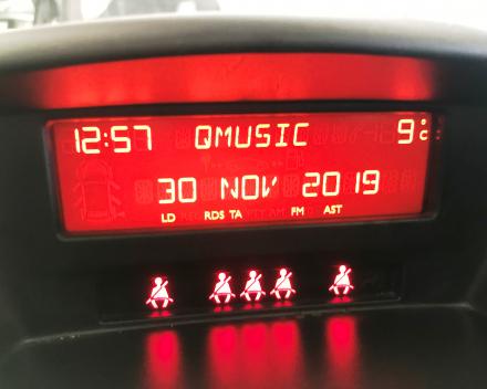 PEUGEOT 207 SW 1,6HDI  AIRCO / PANORAM.DAK 24/09/2010  97.045 KM