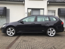 Volkswagen Golf 7 Break 1,6 HDI - zwart - Diesel - 181,993km -2015