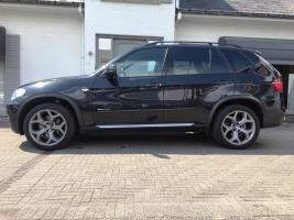 VERKOCHT  BMW X5 4,0 D FULL OPTION  / M-PACK / LEDER / NAVI / ... GEKEURD VOOR VERKOOP