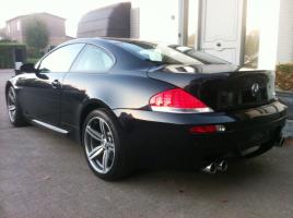 VERKOCHT BMW M6 * 507PK * V10 * LEDER * NAVIGATIE * FULL OPTION