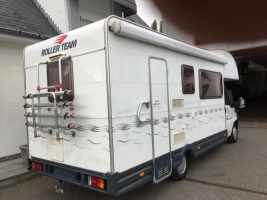 VERKOCHT  MOBILHOME TRIGANO AUTOROLLER 7 PLAATSEN