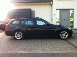 VERKOCHT BMW 318D TOURING * CRUISECONTROL * PANORAM DAK * GEKEURD * GARANTIE