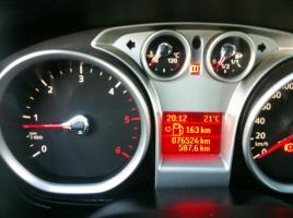 VERKOCHT FORD FOCUS BREAK 1,6TDCI  * SLECHTS 76524 KM * GEKEURD * GARANTIE