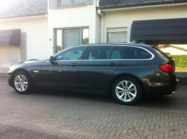 VERKOCHT BMW 520D TOURING *SLECHTS 79789KM  * LEDER * PDC * GEKEURD * GARANTIE