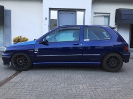 VERKOCHT  RENAULT CLIO 2,0 WILLIAMS