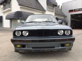 VERKOCHT BMW 325 I  * E30 * OPKNAPPER