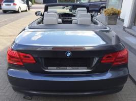 BMW 320 D CABRIOLET ** FULL OPTION ** LEDER / NAVIGATIE / XENON / AUTOMAAT / ALU VELGEN / CRUISECONTROL  / GEKEURD * GARANTIE