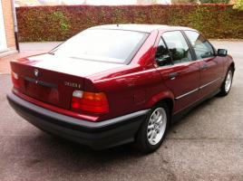 VERKOCHT  BMW E36  316 I  16/08/1993  125706 KM  GEKEURD + GARANTIE