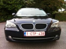 VERKOCHT  BMW 520 D 4 DEURS LEDER  26/10/2008  102928 KM  GEKEURD + GARANTIE