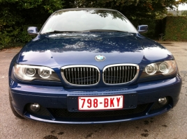 VERKOCHT  BMW 330 CI COUPE 31/03/2004  96017 KM  GEKEURD + GARANTIE