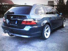 """VERKOCHT  BMW 520 D 14/03/2009   85317 KM  LEDER   19"""" VELGEN  GEKEURD  GARANTIE"""