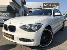 BMW 114 I BENZINE  24/07/2012  SLECHTS 84060 KM GEKEURD + GARANTIE