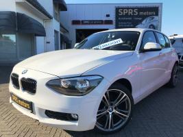 VERKOCHT  BMW 114 I 28/09/2012  89886 KM GEKEURD + GARANTIE