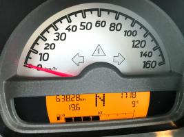 SMART forTwo  LEDER / AIRCO / ALU / PANORAM DAK / VERW.ZETELS  SLECHTS 63.828 KM