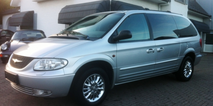 VERKOCHT CHRYSLER GRAND VOYAGER 2,5CRDI FULL OPTION