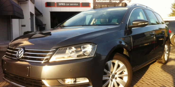 VERKOCHT VOLKSWAGEN PASSAT BREAK FULL OPTION