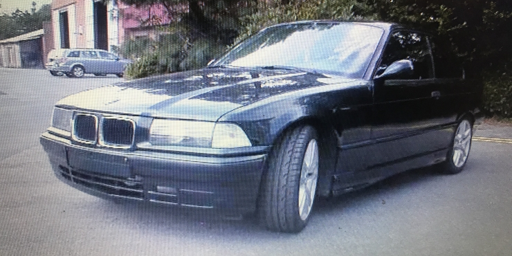 VERKOCHT  BMW 318IS  16 KLEPPER E36 COUPE  15/02/1997  133811 KM