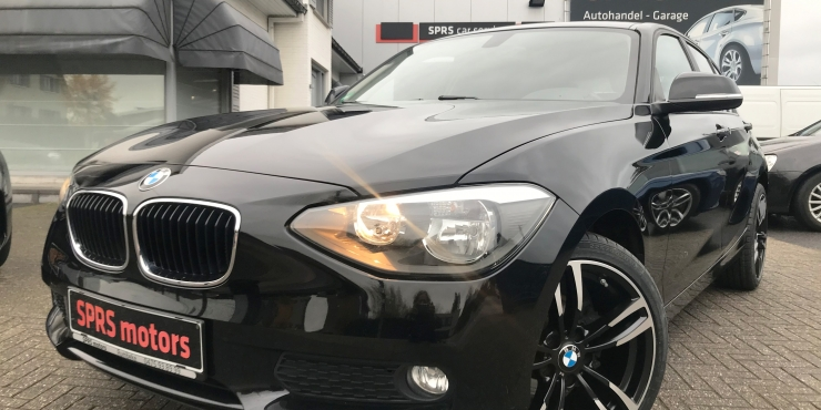 BMW  114 I BENZINE  64.210 KM  03/08/2012  GEKEURD + GARANTIE   10400 EURO