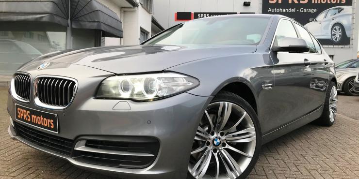 BMW 518 D  18/11/2015   96.110 KM  XENON / NAVI / PDC / CRUISE / ALU