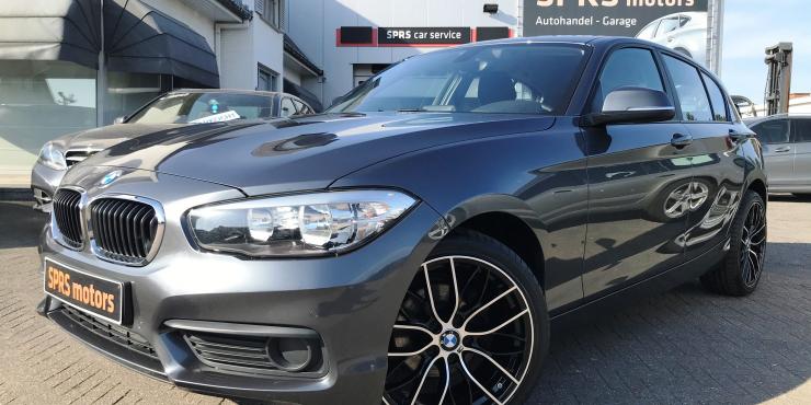 BMW 116I  10/09/2015  SLECHTS 49.752 KM BENZINE + GARANTIE  13.750 EURO